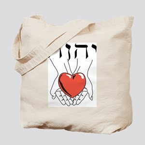 Loving Hands Tote Bag