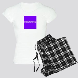 OOWWW!!! Women's Light Pajamas