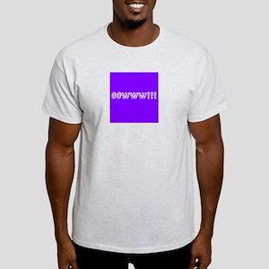 OOWWW!!! Light T-Shirt