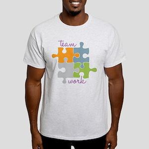 Team Work Light T-Shirt
