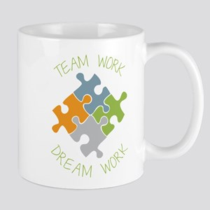 Dream Work Mug