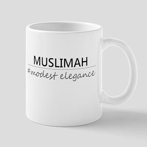 Muslimah #Modest Elegance Mug