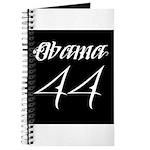 Tattoo white Obama 44 Journal