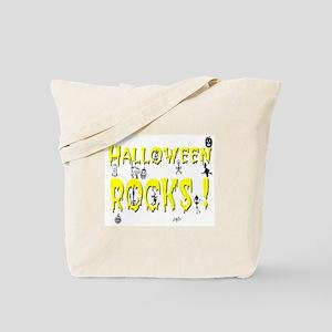 Halloween Rocks ! Tote Bag