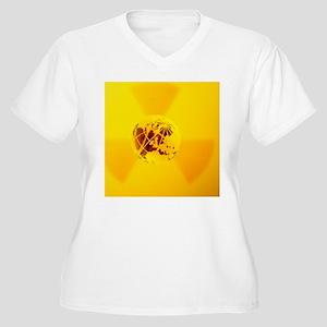 Radioactive globe, conceptual artwork - Women's Pl