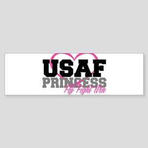 USAF PRINCESS Sticker (Bumper)