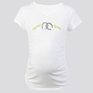 My Shoes Maternity T-Shirt
