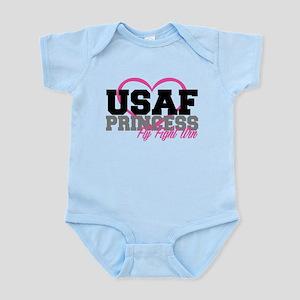 USAF PRINCESS Infant Bodysuit