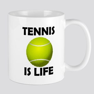 Tennis Is Life Mug