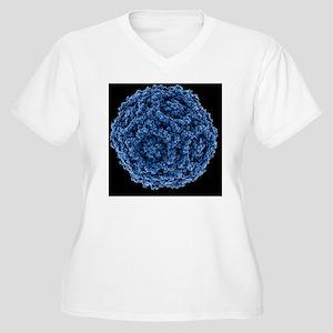 Parvovirus particle, molecular model - Women's Plu