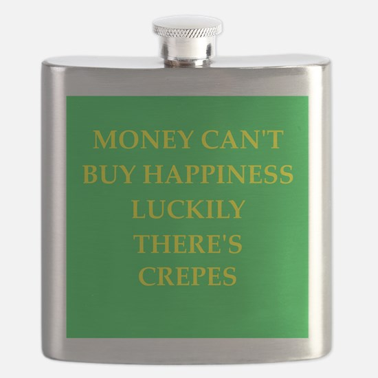 crepes Flask