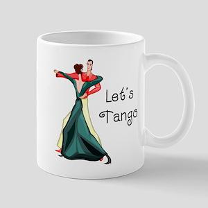 Let's Tango Mug