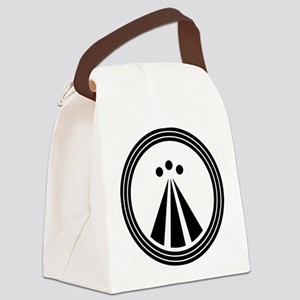 Druid Design Canvas Lunch Bag