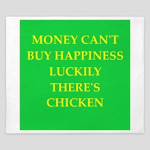 chicken King Duvet