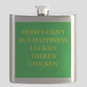 chicken Flask