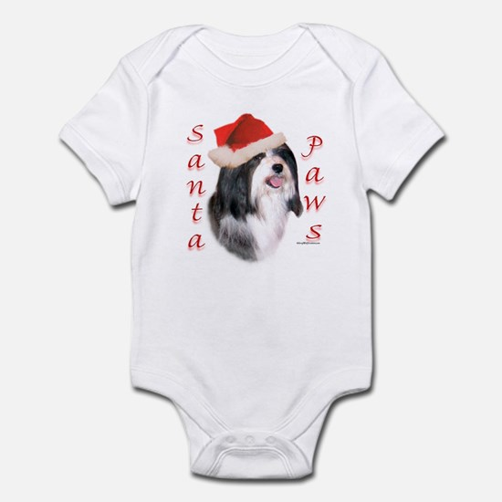 Santa Paws Havanese Infant Bodysuit