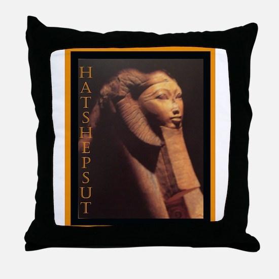 Akhenaten Throw Pillow