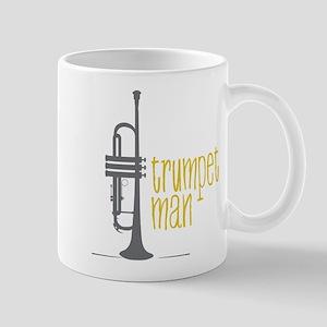 Trumpet Man Mug
