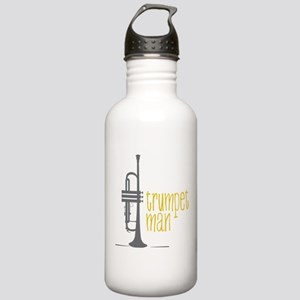 Trumpet Man Stainless Water Bottle 1.0L