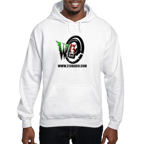 Station Logo Hooded Sweatshirt