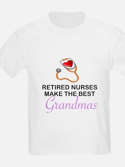 Cute Retired rn T-Shirt