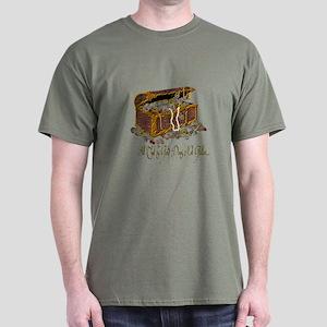 Treasured Quotation Dark T-Shirt