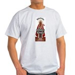 Orthordox Gangsta Ash Grey T-Shirt