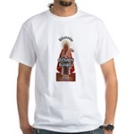Orthordox Gangsta White T-Shirt