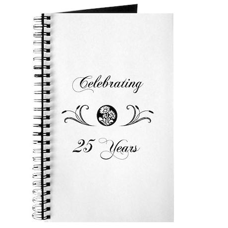 25th Anniversary (b&w) Journal