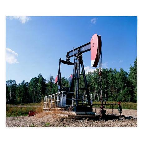 Oil pump - King Duvet