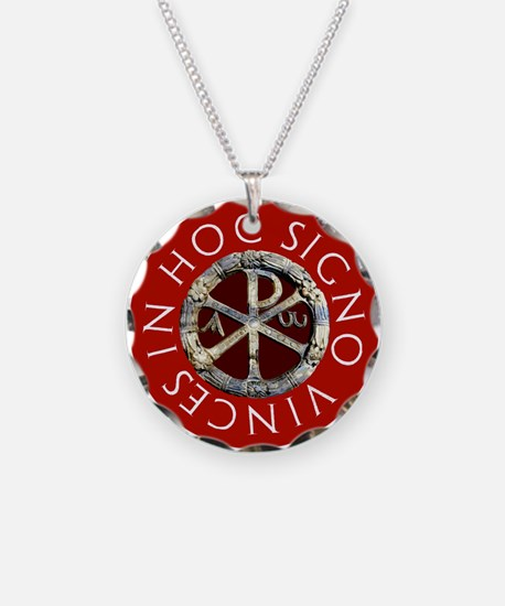 Cute Chi rho Necklace