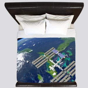 International Space Station - King Duvet