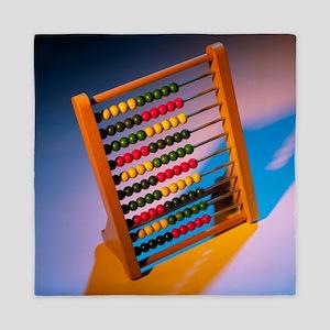 Abacus - Queen Duvet