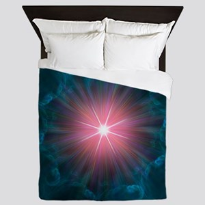 Big Bang, conceptual artwork - Queen Duvet