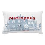 Metropolis Superman Pillow Case