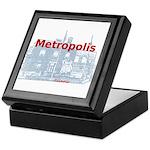 Metropolis Superman Keepsake Box