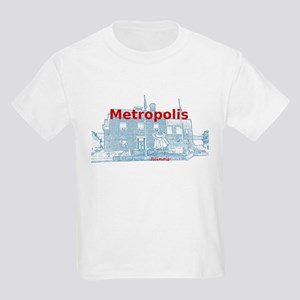 Metropolis Superman Kids Light T-Shirt