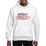 Metropolis Superman Hooded Sweatshirt
