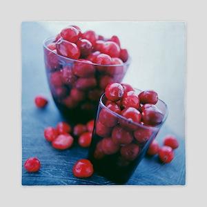 Cranberries - Queen Duvet