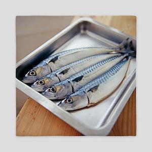 Mackerel - Queen Duvet