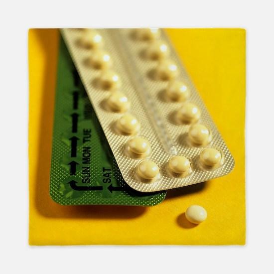 Oral contraception - Queen Duvet