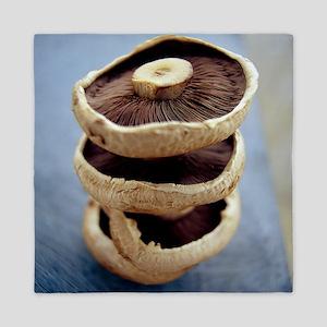 Mushrooms - Queen Duvet
