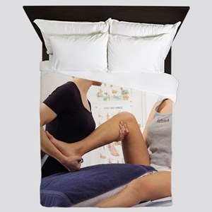 Physiotherapy - Queen Duvet