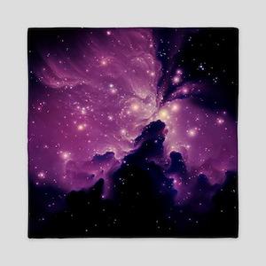 Emission nebula - Queen Duvet