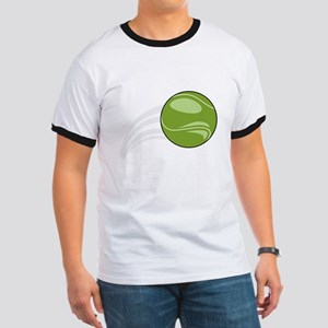 Tennis Ball Flying Ringer T