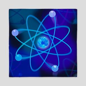Atomic structure - Queen Duvet