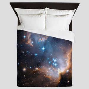 Starbirth region NGC 602 - Queen Duvet