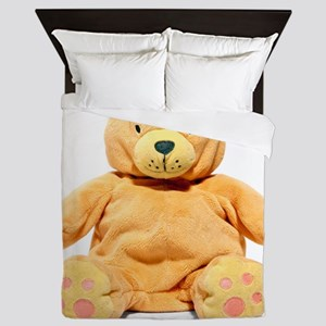 Teddy bear - Queen Duvet