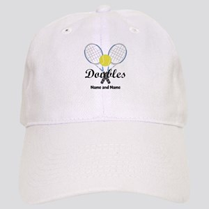 Personalized Tennis Doubles Cap f117d773459