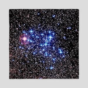The Butterfly star cluster M6 - Queen Duvet